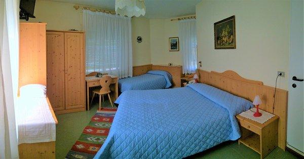 Foto vom Zimmer Hotel Zoldana