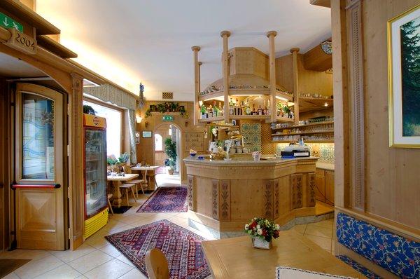Foto von der Bar Hotel Zoldana