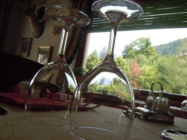 Il ristorante Val di Zoldo - Forno Zoldana