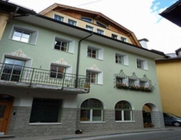 Foto estiva di presentazione Arabba Boè - Appartamento