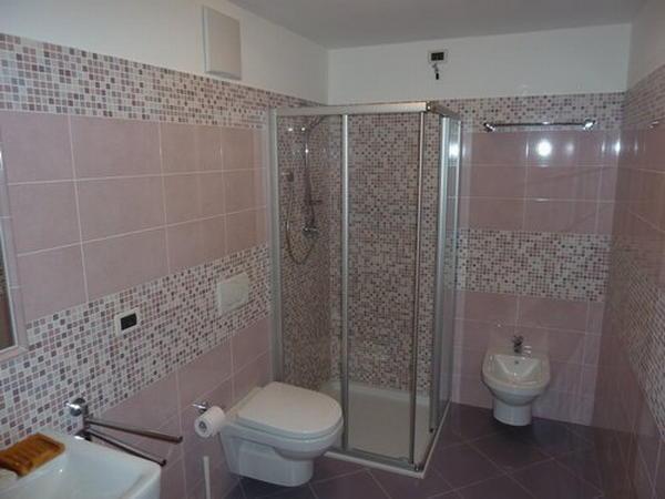 Foto del bagno Appartamento Arabba Boè