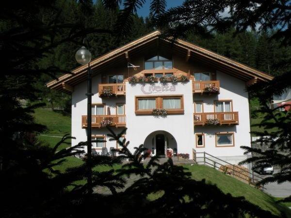 Foto estiva di presentazione Civetta - Garni-Hotel 3 stelle