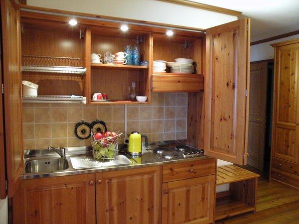 Foto della cucina Civetta