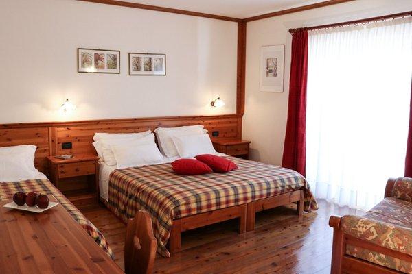 Foto della camera Garni-Hotel Civetta