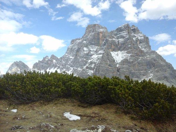 Panoramic view Selva di Cadore - Pescul