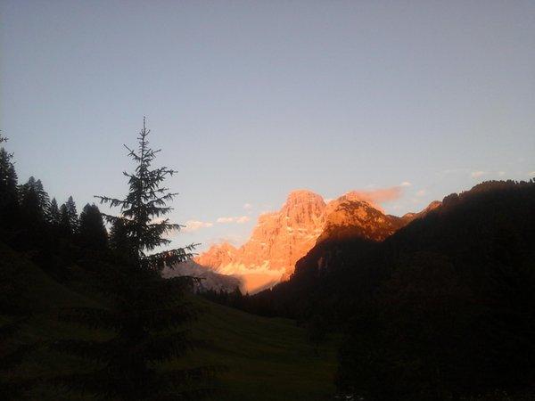 Aussicht Selva di Cadore - Pescul