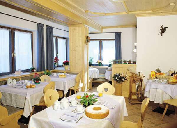 Das Restaurant Selva di Cadore - Pescul Ladinia