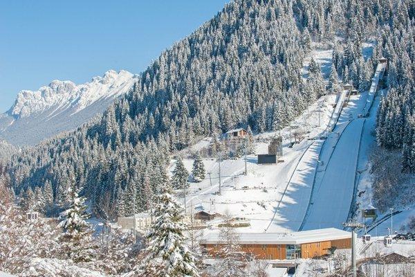 Winter presentation photo APT Valle di Fiemme - Predazzo Office