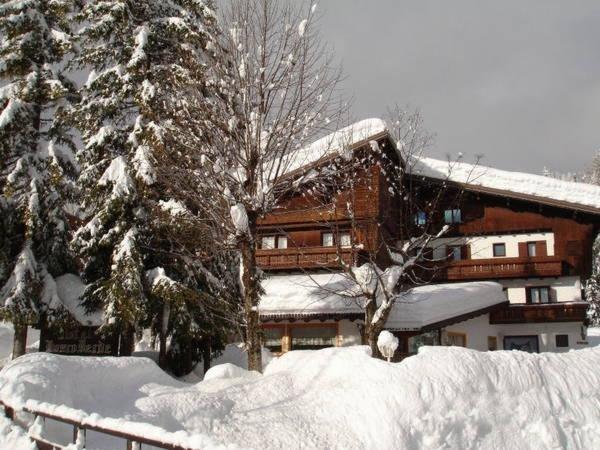Foto invernale di presentazione Bosco Verde - Hotel 3 stelle