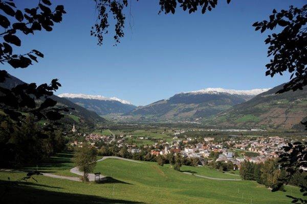 Foto estiva di presentazione Associazione turistica Prato allo Stelvio