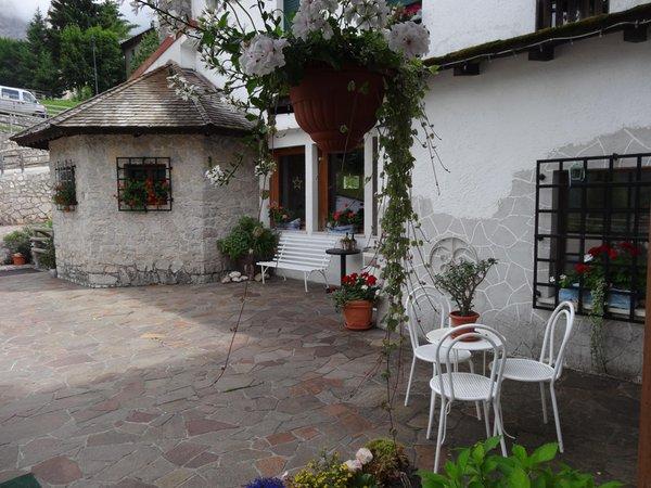 Foto del giardino Val di Zoldo - Coi