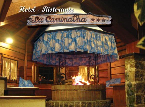 Le parti comuni Hotel La Caminatha