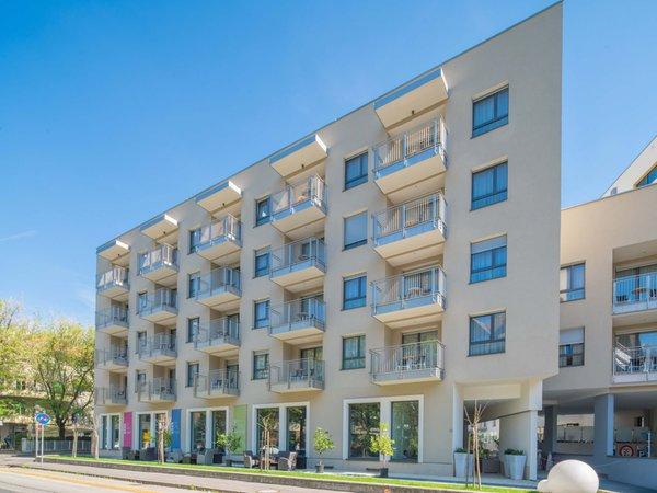 Foto estiva di presentazione City Hotel Merano