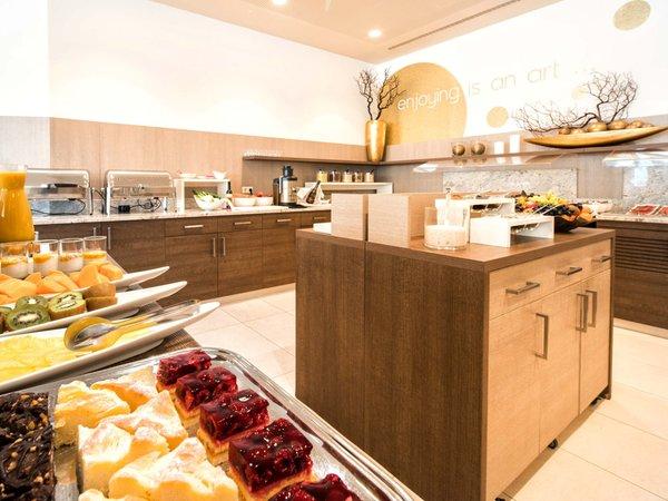 La colazione City Hotel Merano