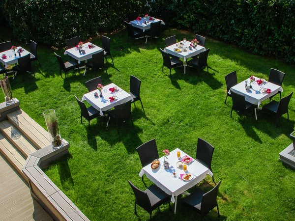 Il ristorante Merano City Hotel Merano