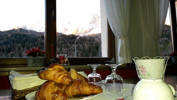 La colazione Albergo Al Sole