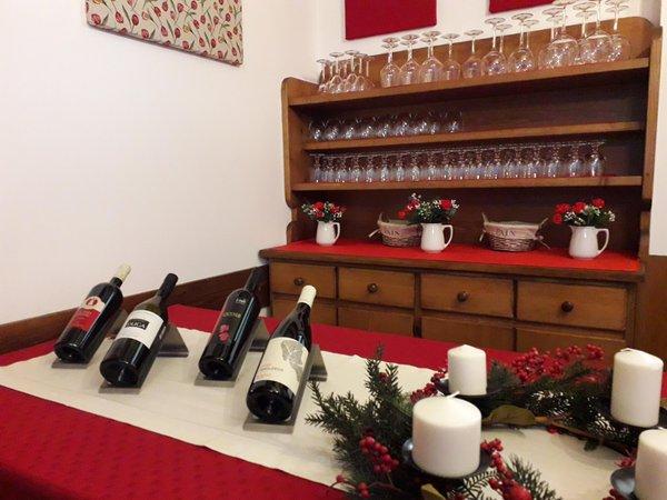 La cantina dei vini Val di Zoldo - Pianaz Al Sole