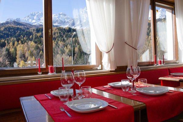 Il ristorante Val di Zoldo - Pianaz Al Sole
