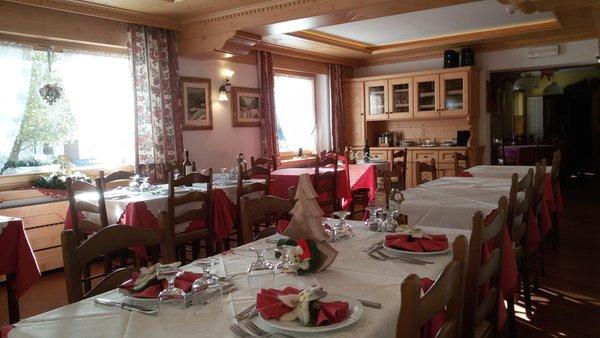 Il ristorante Val di Zoldo - Mareson Edelweiss