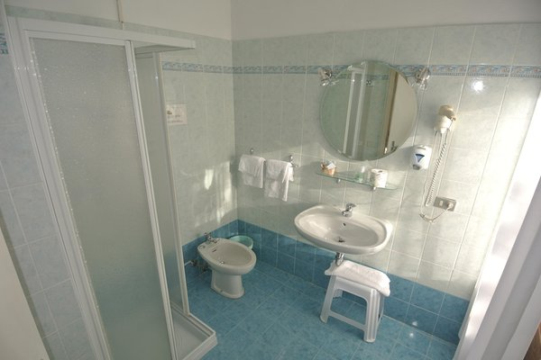 Photo of the bathroom Hotel Edelweiss