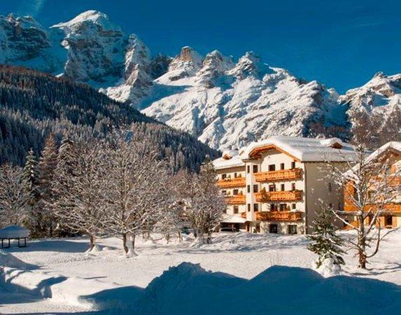 Foto invernale di presentazione Edelweiss - Hotel 3 stelle