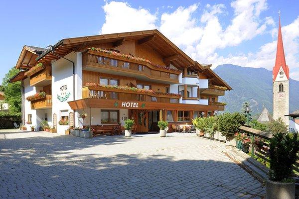 Foto estiva di presentazione Hotel Waldheim