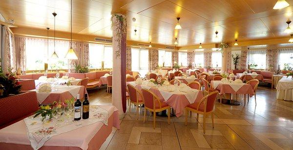 Il ristorante Sciaves Waldheim