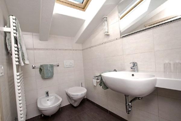 Foto del bagno B&B + Appartamenti Villa Gumina