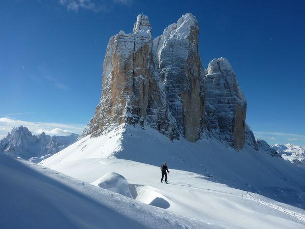 Winteraktivitäten Cortina d'Ampezzo und Umgebung