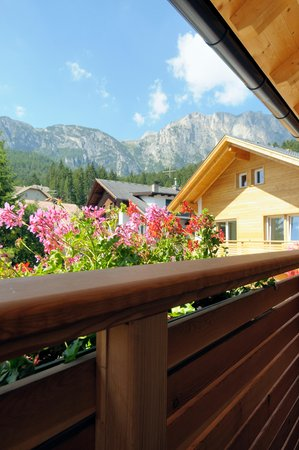 Foto del balcone Mirasas