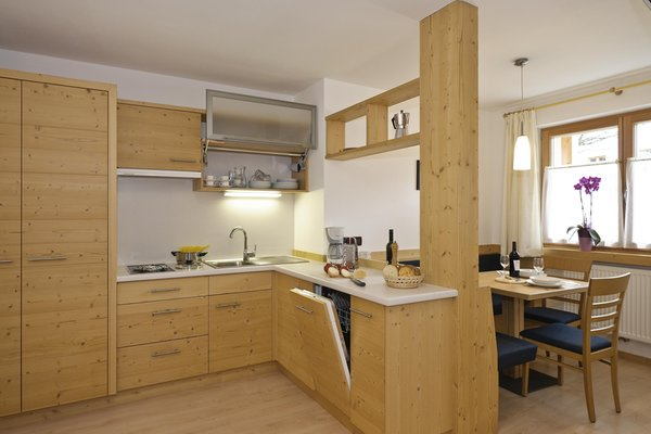 Foto della cucina Mirasas