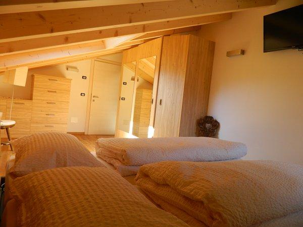 Foto della camera Appartamenti Pederiva Sara