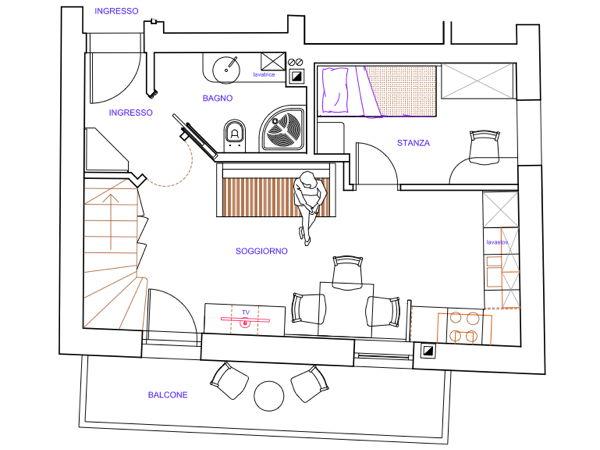 Awesome Azienda Di Soggiorno Canazei Contemporary - Idee Arredamento ...