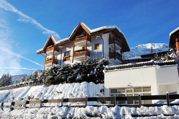 Photo exteriors in winter Chalet Alla Cascata