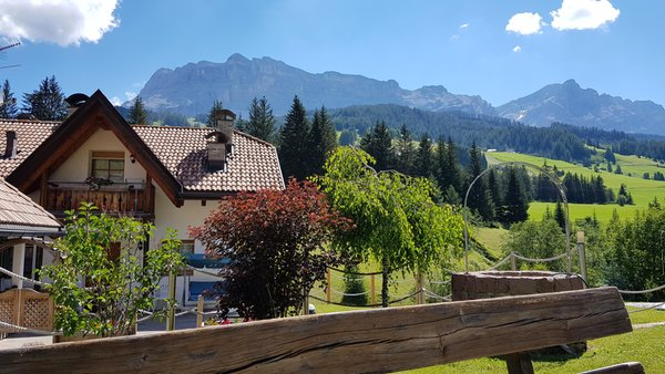 Photo exteriors in summer Chalet Alla Cascata