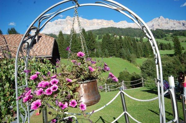 Foto einiger Details  Chalet Alla Cascata