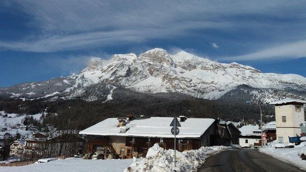 Foto invernale di presentazione Appartamento Casa Verocai