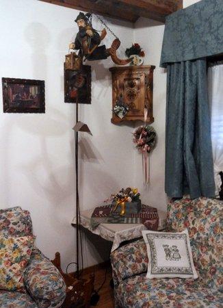 Foto della camera Appartamento Casa Verocai