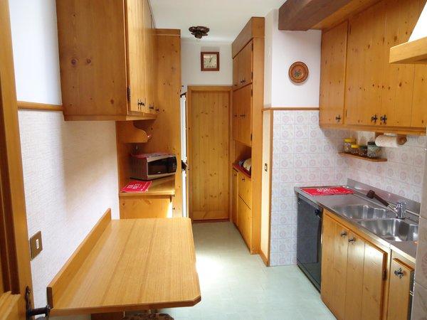 Foto della cucina Casa Verocai