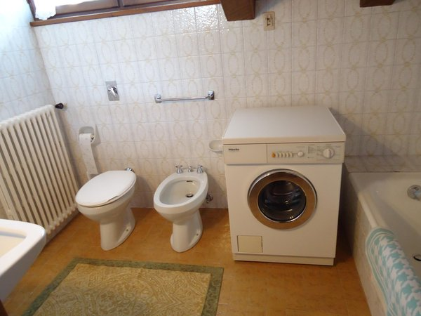 Foto del bagno Appartamento Casa Verocai