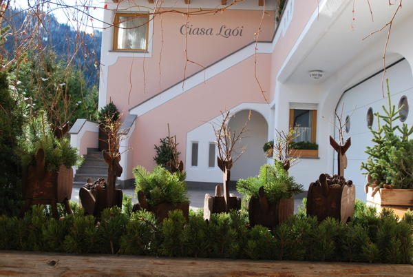 Foto del giardino San Cassiano