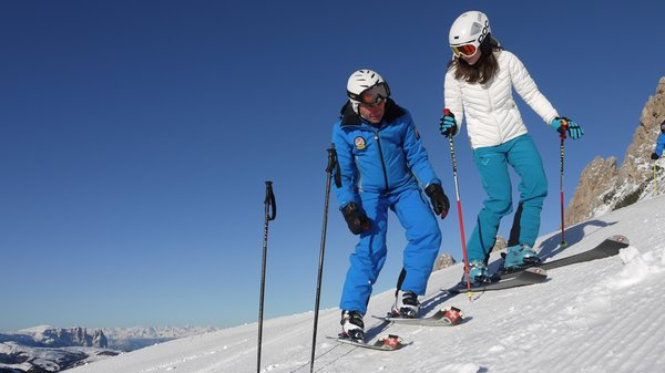 Activities Top Ski School Val Gardena