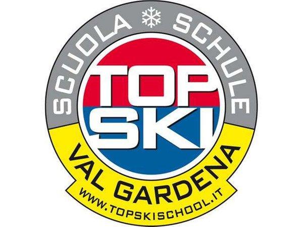 Logo Top Ski School Val Gardena