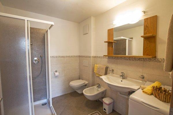 Foto del bagno Appartamenti Prè Calalt