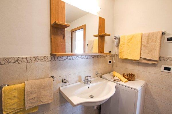 Photo of the bathroom Apartments Prè Calalt