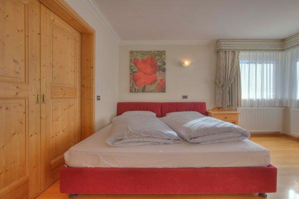 Foto vom Zimmer Ferienwohnungen Ciasa Milandura