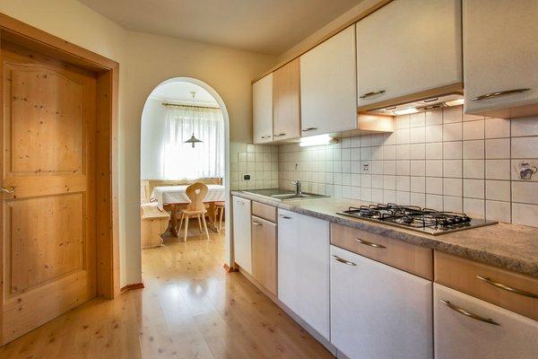 Foto della cucina Ciasa Pré Murin
