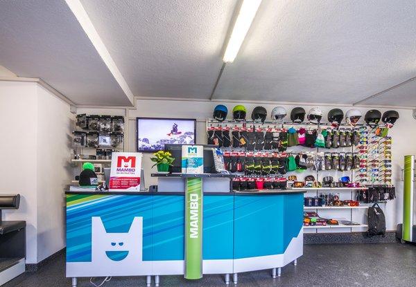 Foto di presentazione Mambo - Noleggio sci