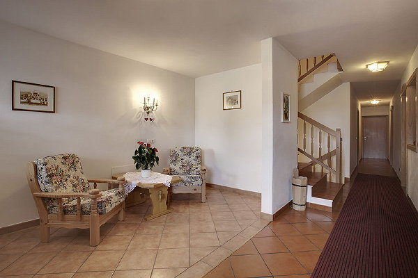 The common areas Apartments Ciasa Pré Giaron