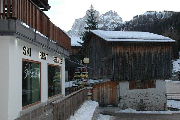 Presentation Photo Ski rental and ski service Lorenzini